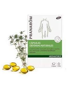 CAPSULAS DEFENSAS NATURALES...